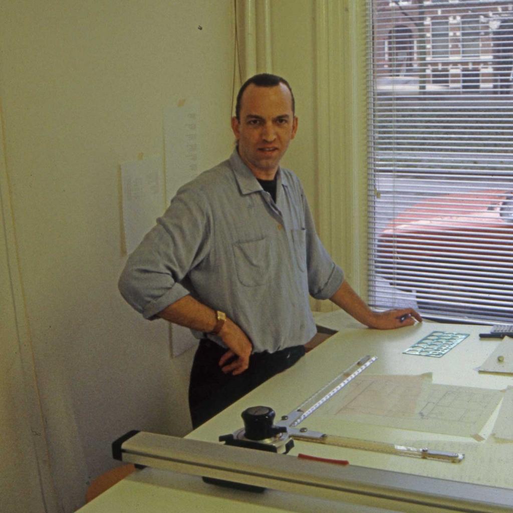 Henny Botzen architect Westland