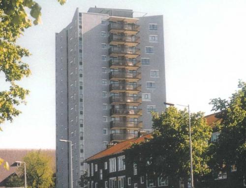 60 ouderenwoningen Dorpsveld Rotterdam